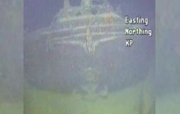 Built in the 1920s, the ship was later fitted with a Nazi-era swastika that was also captured in subsea images taken by Statnett and its partners