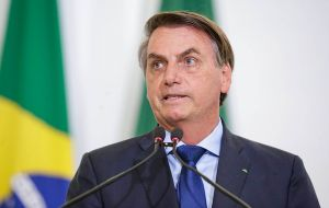 "Bolsonaro referred to what is known in Brazil as the ""basic basket,"" a medley of foods such as flour, eggs and bread, that are considered key sources of nutrition"