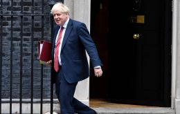Johnson maintains changes are needed to smooth post-Brexit trade between England, Scotland, Wales and Northern Ireland, and help power a recovery