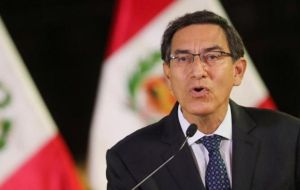 Congress will vote on Vizcarra's dismissal on Friday, after a process for allegedly having urged two advisers investigated to lie in a case of alleged irregularities