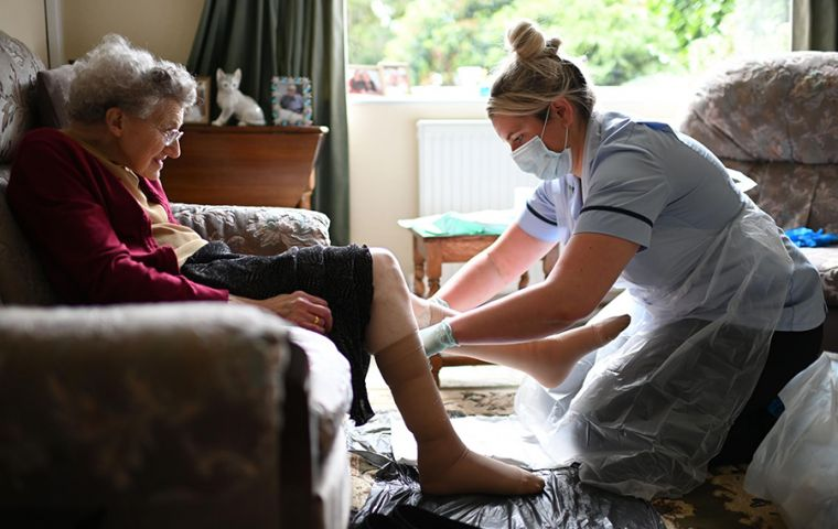 "We need to rethink relationship with the elderly after huge losses to COVID-19 in nursing homes across the world ""robbed us of a generation of wisdom""."