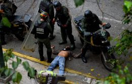 The Mission believes Venezuelan authorities and security forces have since 2014 planned and executed serious human rights violations