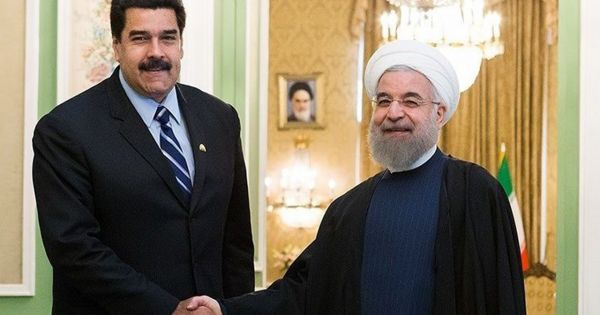 US imposes more sanctions on Iran and Maduro, and demands Europe follows suit
