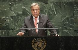 "Guterres said coronavirus was out of control as global death toll approaches 1 million, and blamed ""a lack of global preparedness, cooperation, unity and solidarity."""