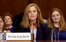 Barrett, 48, was appointed by Trump to the Chicago-based 7th U.S. Circuit Court of Appeals in 2017 and is known for her conservative religious views