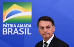 ºBolsonaro announced his nomination of Kassio Marques. He is little known in the political world in Brasilia and eequires confirmation by Brazil's Senate.