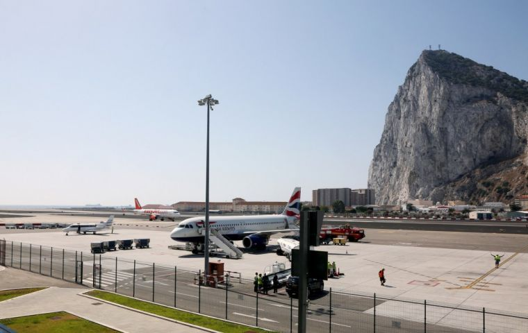 Gibraltar has no flights to the European Union. We presently enjoy flights to the United Kingdom and to Morocco only.