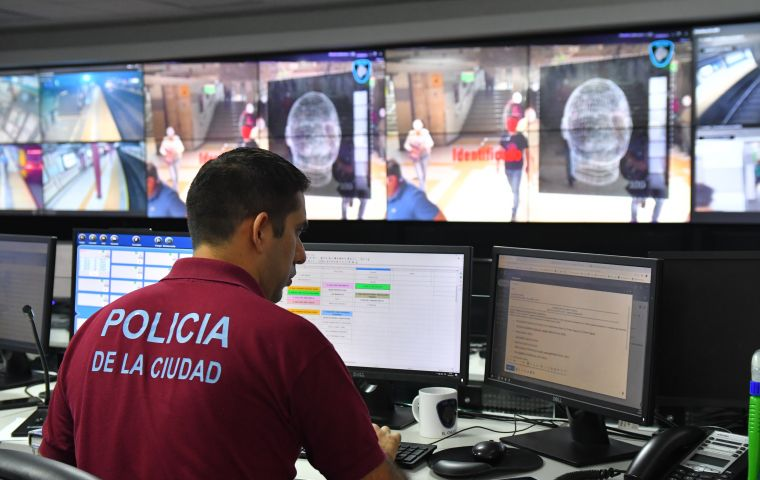 Human Rights Watch said Buenos Aires started using the technology in 2019, making Argentina the only country in the world to deploy it on the under age of 18