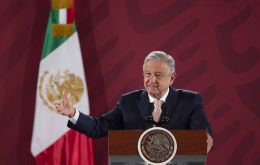 The request to allow the texts to be exhibited in Mexico was made in a two-page letter addressed to Francis and posted on president Lopez Obrador's Twitter page
