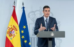 Under the emergency measures, local authorities can also ban travel between regions, president Pedro Sánchez said