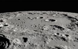SOFIA has detected water molecules (H2O) in Clavius Crater, one of the largest craters visible from Earth, located in the Moon's southern hemisphere
