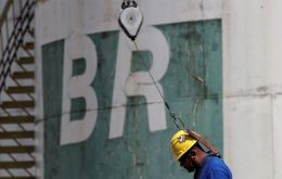 Petrobras posted a net loss of US$ 236 million for the period from July to September, well below its losses of US$ 417 million in the second quarter