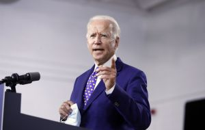 Democratic presidential nominee Joe Biden, who is leading Trump in national polls, also criticized Trump's nomination of Claver-Carone