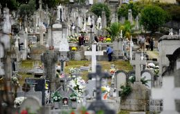 The government of President Vizcarra has urged people not to go to cemeteries on Sunday to visit the deceased for the Dia de los Difuntos