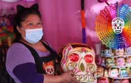 Mexico's Day of the Dead festival blends Catholic rituals with the pre-Hispanic belief that the dead return once a year from the underworld
