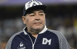 """Maradona has no type of complication associated with the operation,"" said Luque, who described the postoperative developments as ""excellent."""