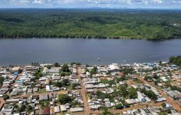 Nearly 90% of Amapa's population was still without power on Friday morning, according to the state's communications secretary