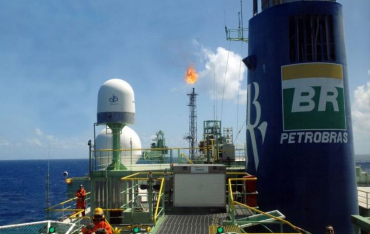 Petrobras sees its average production for 2020, reaching 2.84 million barrels of oil per day (boed), of which 2.28 million bpd of oil
