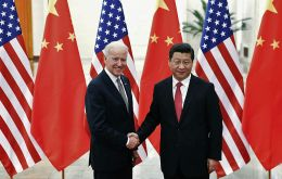 "Biden, who met Xi Jinping in 2013 as VP, can be expected to maintain a tough attitude on China on what US defines as ""human rights"" in issues such as the Xinjiang and Hong Kong affairs."