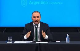 """The staff of the IMF and the Argentine government considered that, in the current circumstances, this type of program is the best choice,"" Guzman said"