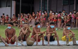 Confirmed cases of COVID-19 in the reservation have risen some 260% between Aug/Oct, said the report of the Yanomami and Ye'kwana Leadership Forum