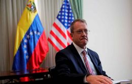 James Story's nomination as the Venezuelan ambassador was confirmed by a US Senate voice vote
