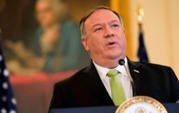 """Today, pursuant to earlier notice provided, the United States withdrawal from the Treaty on Open Skies is now effective,"" Pompeo tweeted."