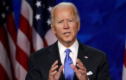 Biden had stressed the importance of protecting Northern Ireland's peace deal in the Brexit process in a call with UK Prime Minister Boris Johnson