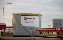PDVSA's customers boosted shipments to Malaysia, where cargo transfers between vessels at sea allowed most of Venezuela's crude to continue flowing to China.