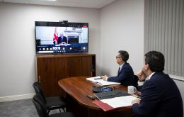 The annual meeting this year took place via a video conference from November 23/26.
