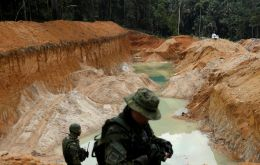 Brazil's armed forces could be stretched thin as they respond to humanitarian crises caused by climate change, the International Military Council on Climate and Security (IMCCS) said.