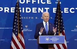 In an interview with NY Times columnist Thomas Friedman, Joe Biden said his top priority was getting a generous stimulus package through Congress