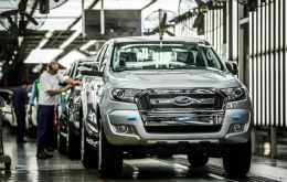 Ford's project includes the local development of auto parts, for which it will invest 70% in the modernization of the General Pacheco plant