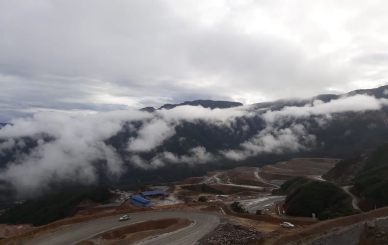 Many view the US$ 3 billion project bankrolled by China's ExplorCobres S.A. as emblematic of the turmoil impeding Ecuador's push to become a mining power.