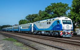 The largest item will be the upgrading of the San Martin line at a cost of US$ 2.6bn, involving work on 1,813km of tracks