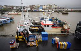 EU officials and diplomats said the bloc could be willing to cut the value of its fish catch in UK waters by around 25%, while Britain was demanding a 30-35% cut.