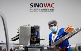 Indonesia expects to receive the safety and efficacy data on Chinese firm Sinovac Biotech's CoronaVac by Dec 28, and hopes to finally start its vaccination program in January