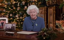 In her traditional Christmas Day address to the nation, the monarch repeatedly spoke of hope for the future and said all really wanted a simple hug or a squeeze of the hand