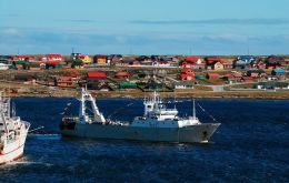From January first 2021 Falklands seafood products entering the EU will be subject to the Common External Tariff, of between six and eighteen percent