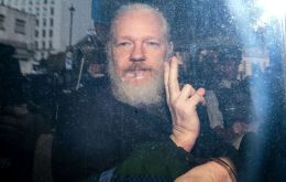 US authorities accused Assange of 18 offences relating to the release by WikiLeaks of vast troves of confidential military records and diplomatic cables
