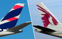 The expanded agreement will allow Qatar Airways passengers to book travel on 45 additional LATAM Airlines Brasil flights and to access over 40 domestic and international destinations