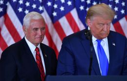 Trump ramped up pressure on Pence to block Congress's certification of the November election results in an ongoing attempt to stay in power