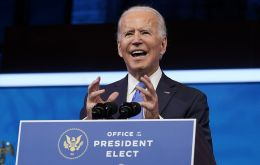 The Senate and the Lower House rejected two objections to the tally and certified the final Electoral College vote with Biden receiving 306 votes and Trump 232