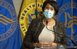 "Accusing Trump of continuing to ""fan rage and violence"", Mayor Muriel Bowser said ""persons are dissatisfied with judicial rulings and the findings of State Boards of Elections"""