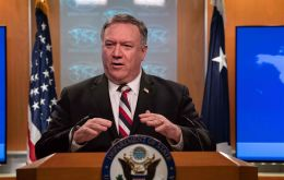 Secretary of State Mike Pompeo announced the step, citing in particular Cuba's continued harboring of US fugitives as well as its support for Nicolas Maduro