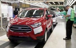 Ford admitted some progress was made in phasing out unprofitable products, such as exiting the heavy truck business, cutting costs and launching new products