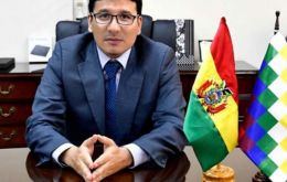 Minister Molina praised Evo Morales' initiative in these matters