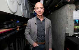 Once he relinquishes his position, Bezos will become the Seattle based firm's executive chairman.