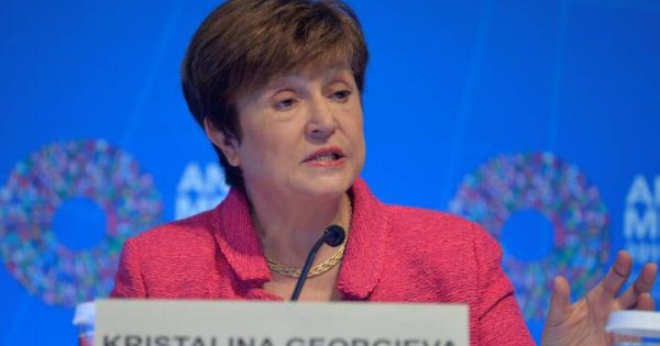"""IMF chief Georgieva tells Argentina, """"it takes two to tango"""""""
