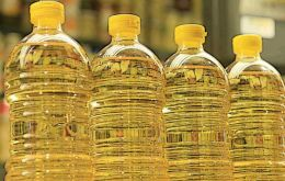 The CIARA oilseed crushers chamber said the agreement on sunflower oil and sunflower-soy oil mix would help ease government concerns about inflation